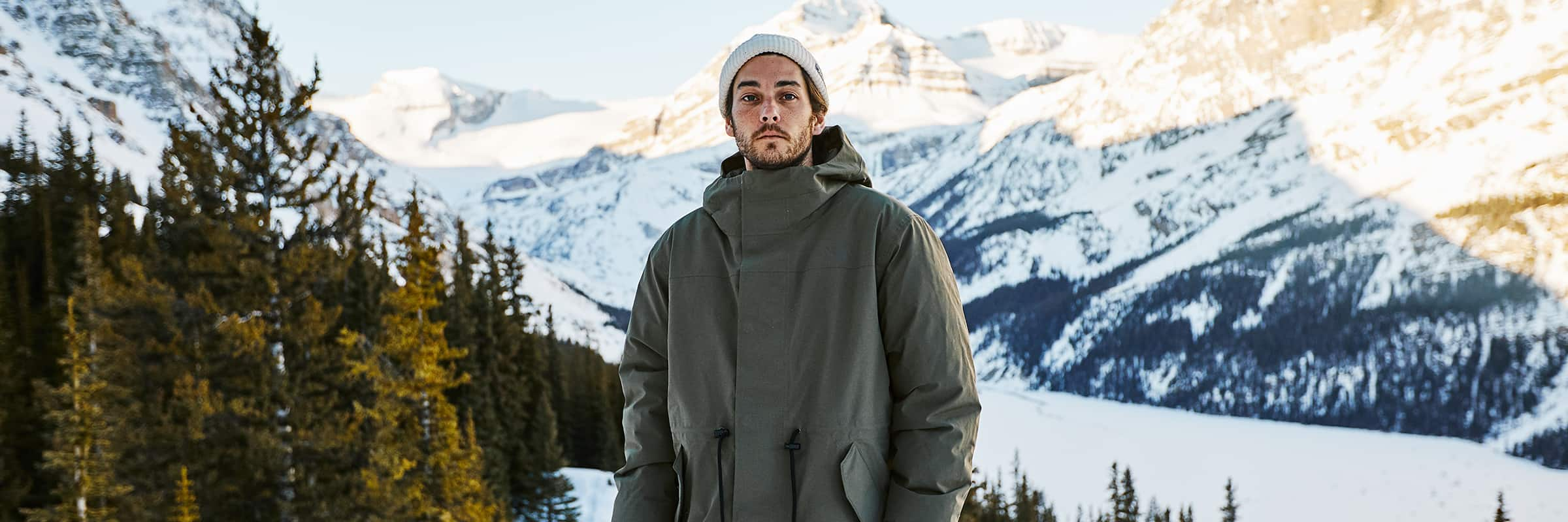 Ethically Made & Sustainable Winter Jackets