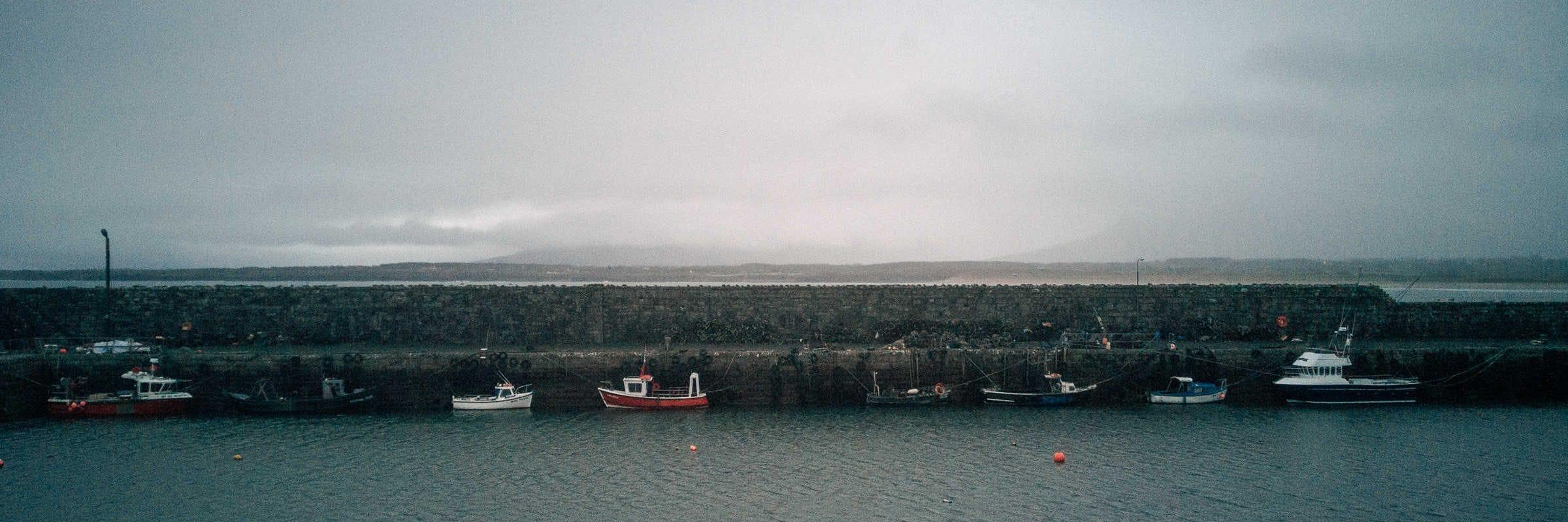 Sur la route de Sligo: entre mer et montagnes sur la côte irlandaise