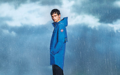 . A Brand for All Seasons: Canada Goose Spring 2020 Collection.