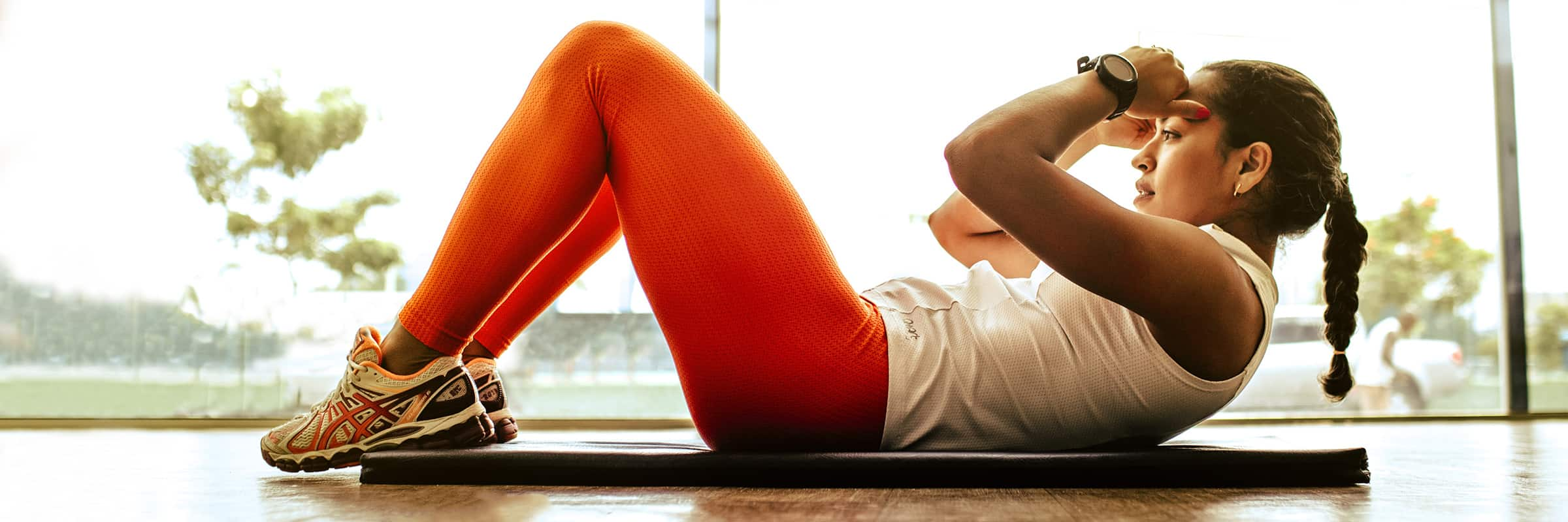 5 Easy At-Home Workouts