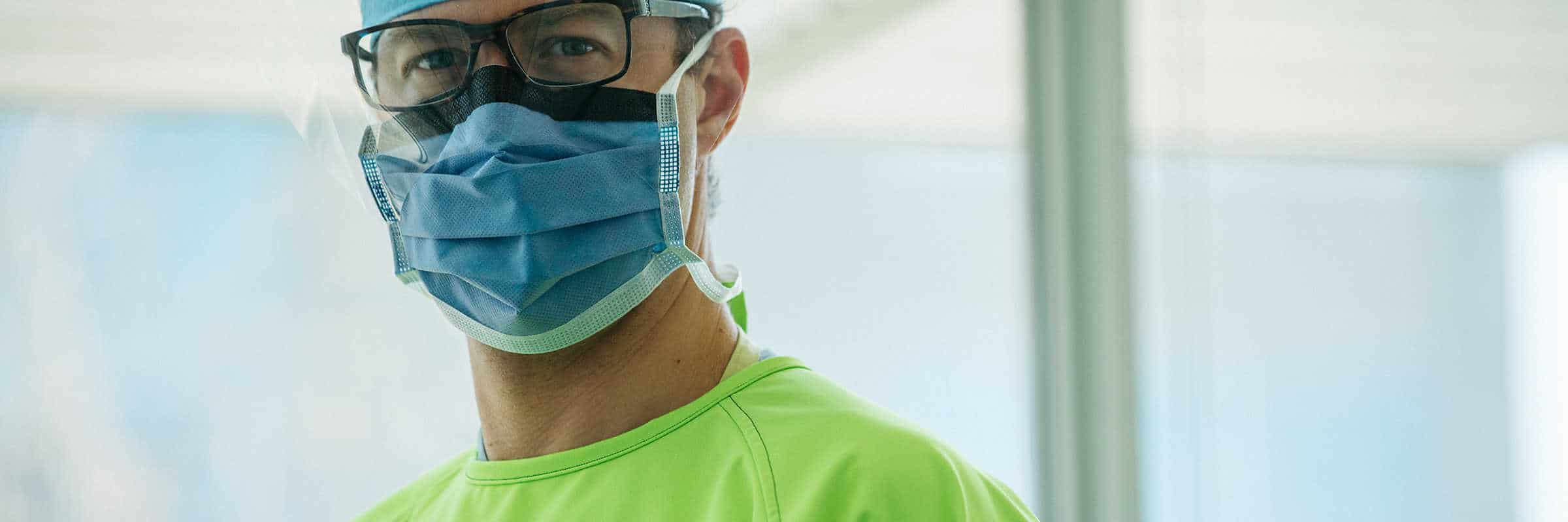 Arc'teryx: from Outdoor Gear to Medical Gowns