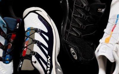 . Les sneakers Salomon ADVANCED à la conquête du streetwear.
