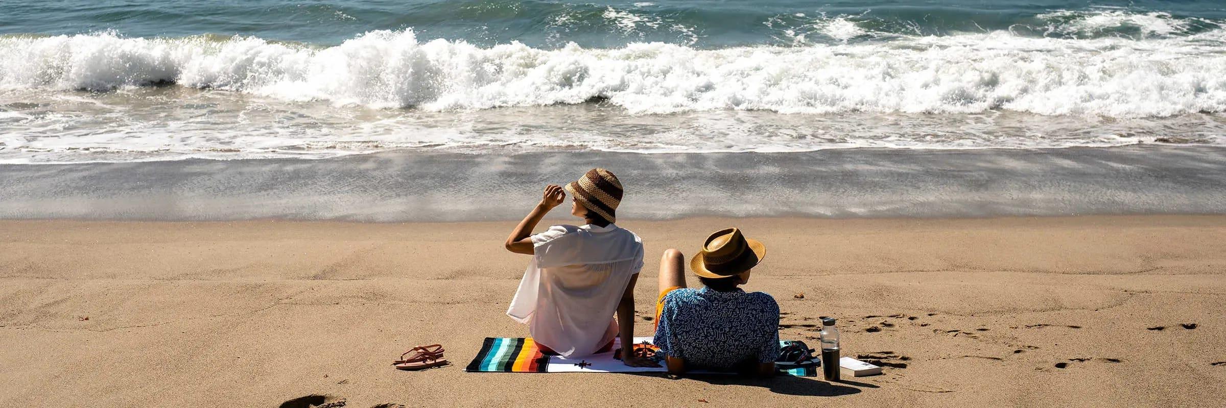 Tout ce dont vous avez besoin pour une journée à la plage
