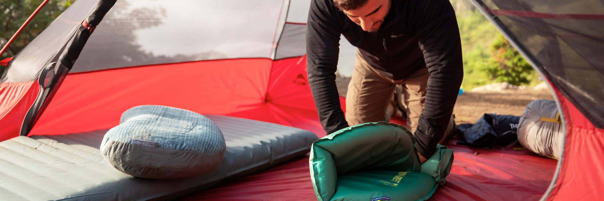 Best Camping Mattresses and Sleeping Pads in 2021