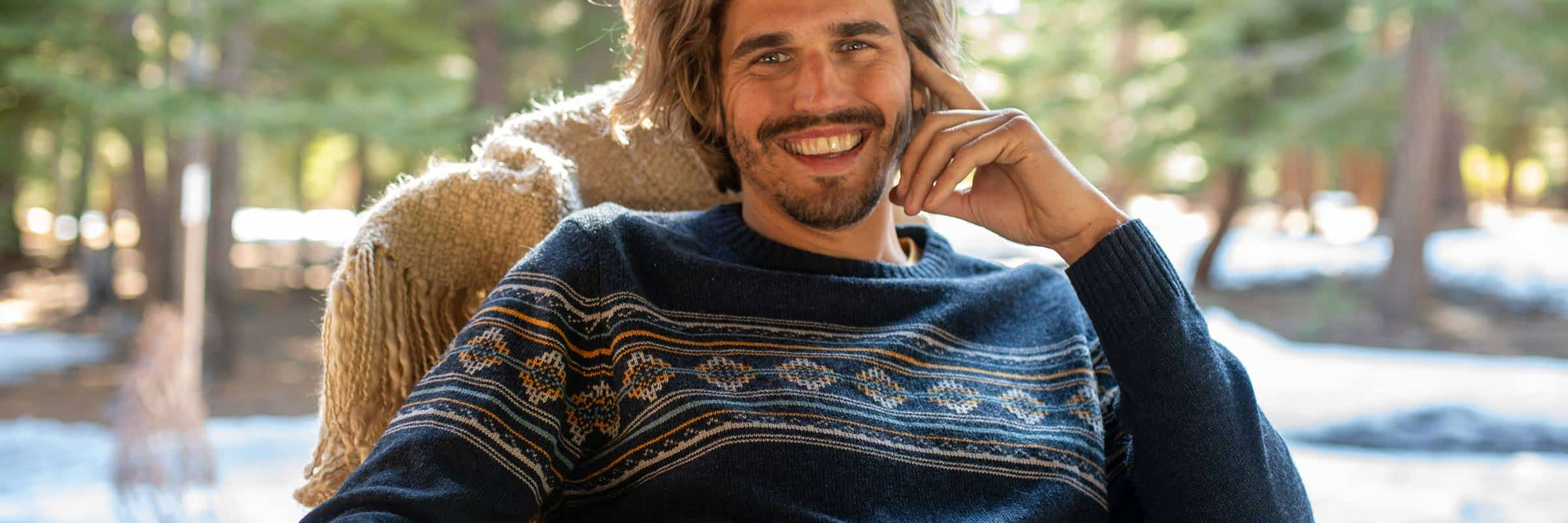Our 9 favourite sweaters for men