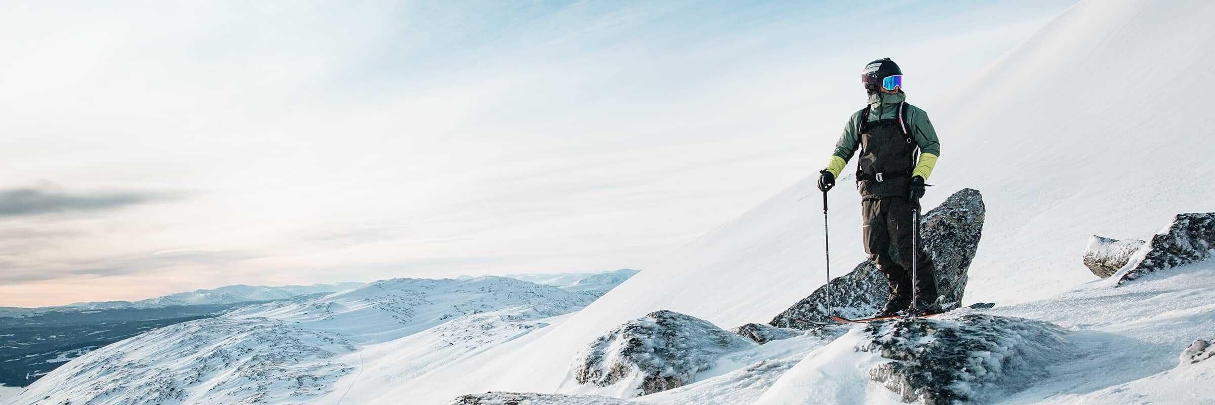 Les meilleurs manteaux de ski de 2021