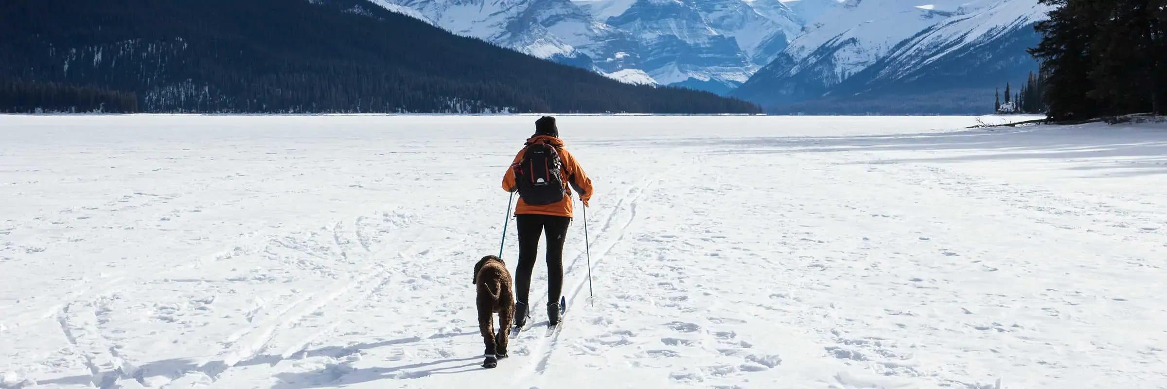 Guide de ski de fond pour débutants