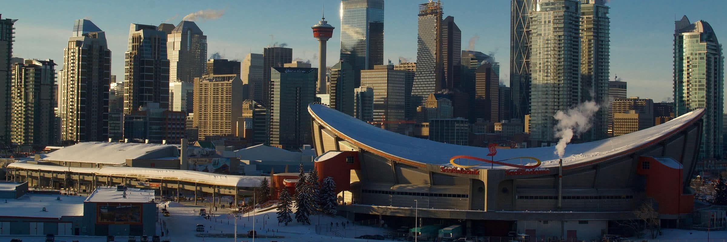 Best Cross Country Skiing near Calgary