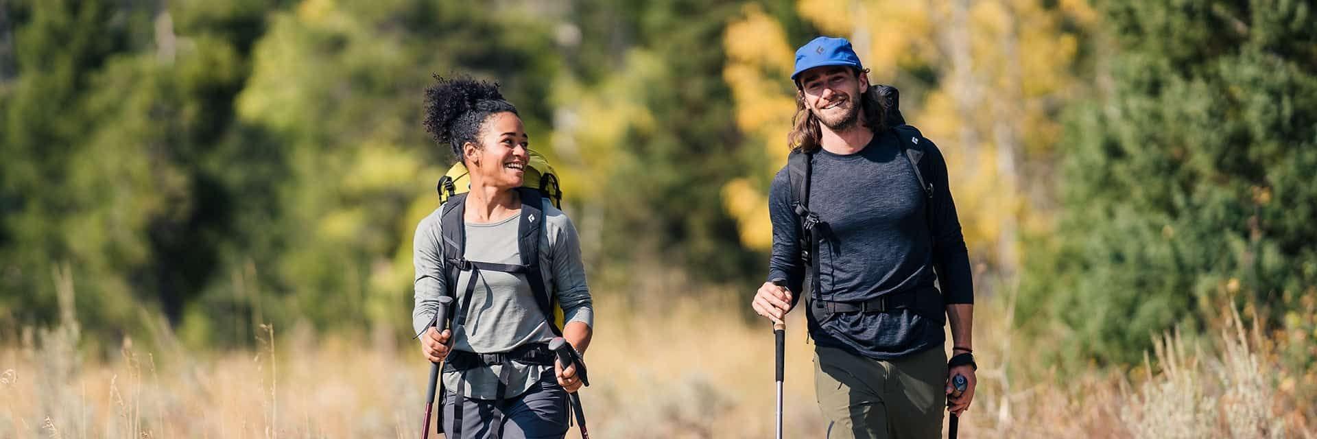 Les meilleurs bâtons de randonnée en 2021