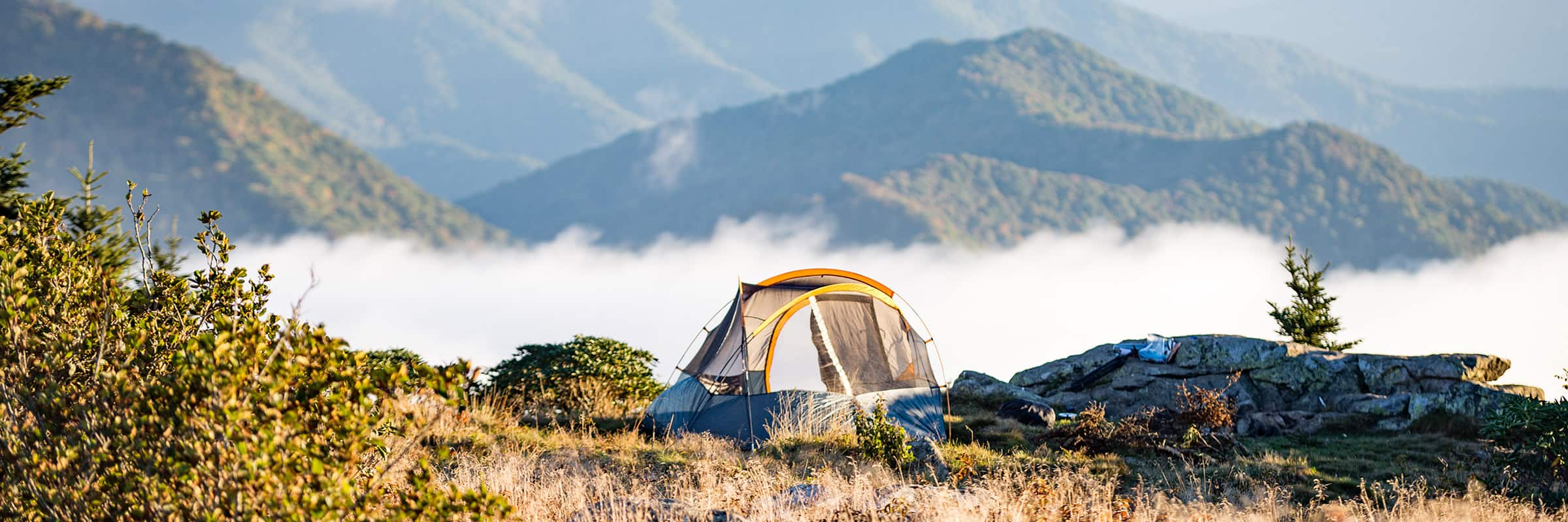 A step-by-step guide to responsible camping