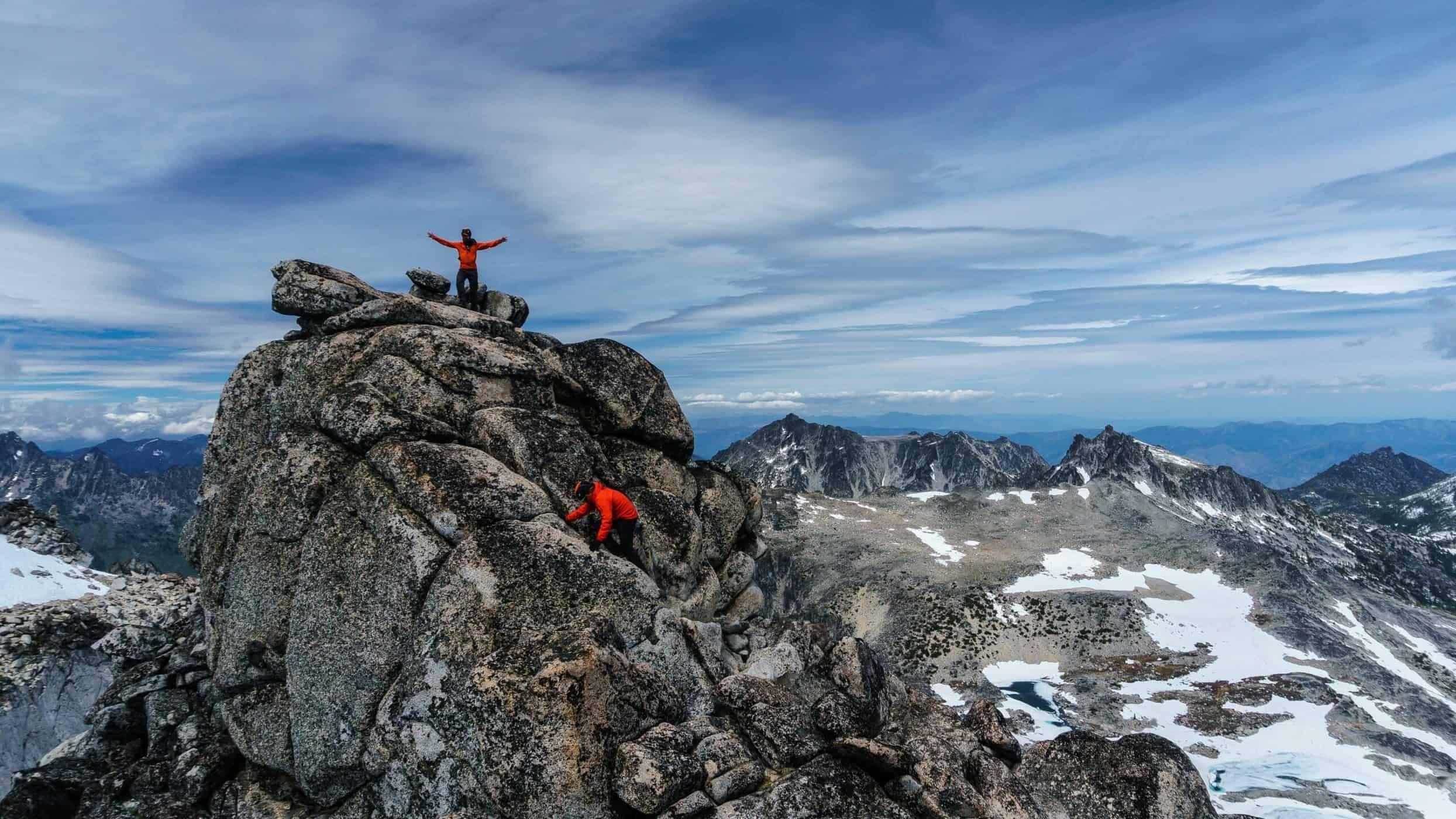 Les meilleures bottes d'alpinisme en 2021