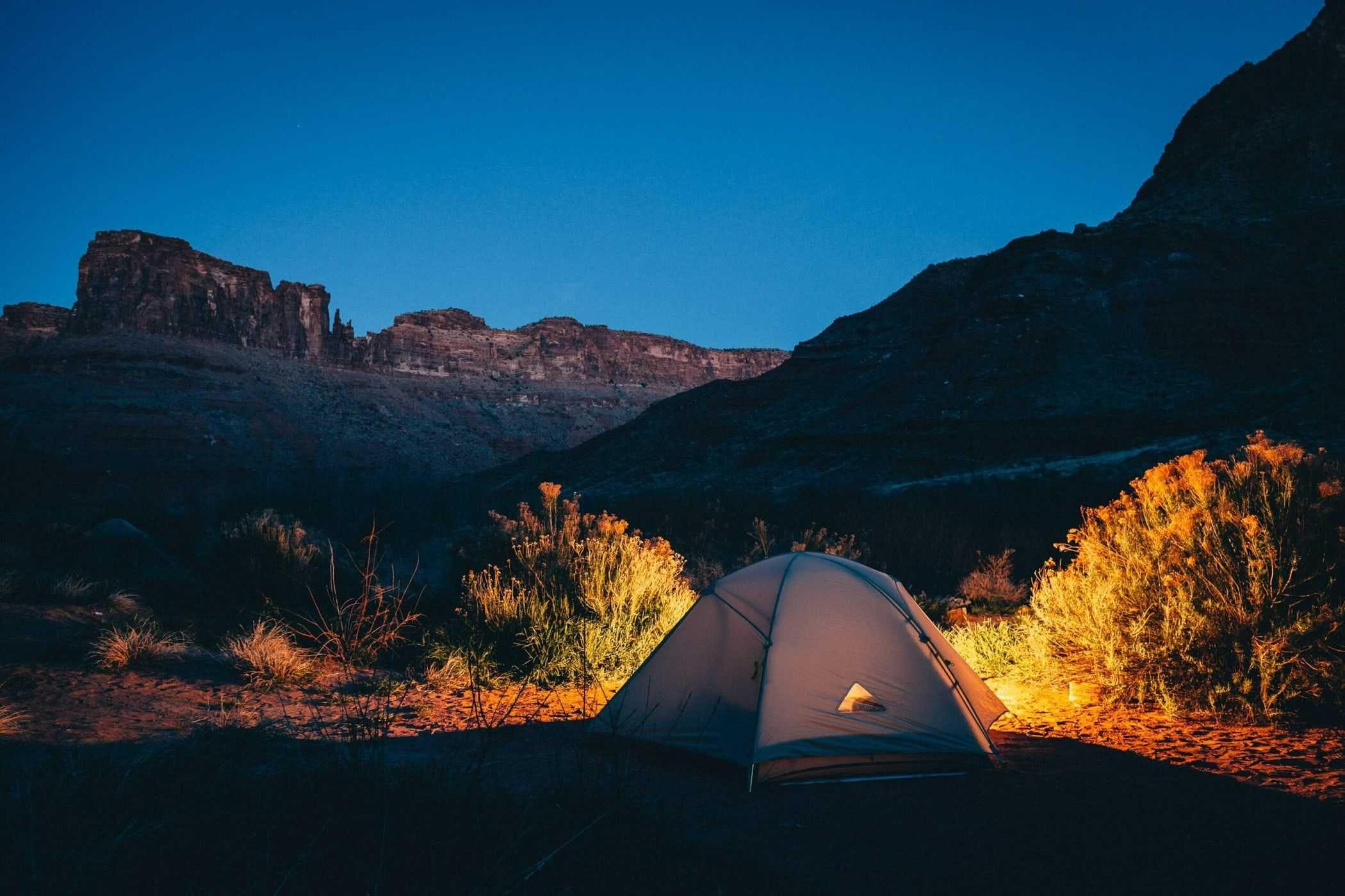 Les meilleures tentes de randonnée en 2021