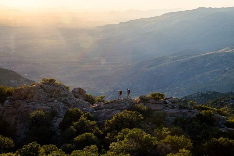 Osprey Hiking Mountains