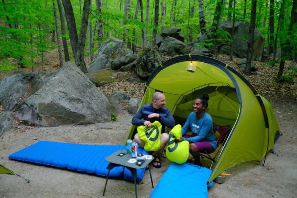 Les meilleurs oreillers de camping en 2021