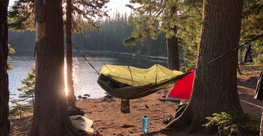 The Complete Beginner's Guide to Hammock Camping