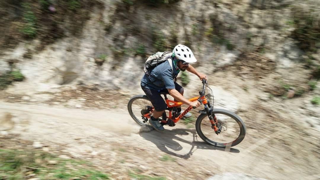 Les meilleurs shorts de vélo de montagne