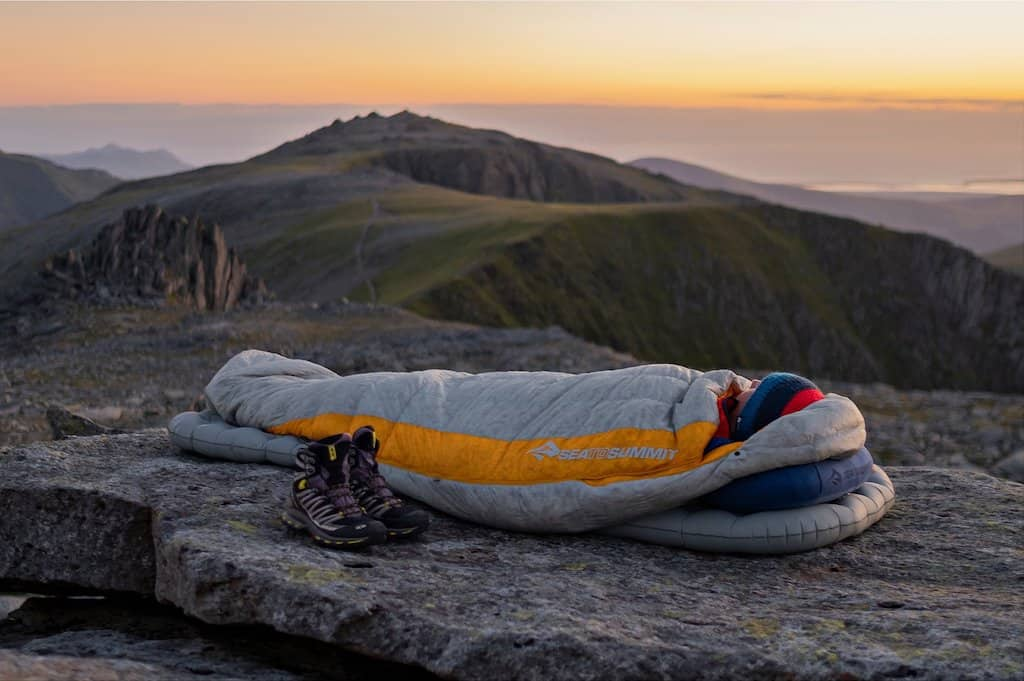 Sea to Summit Spark I Ultralight Review