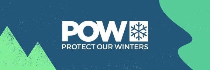 Protect Our Winter logo pour Alti Action