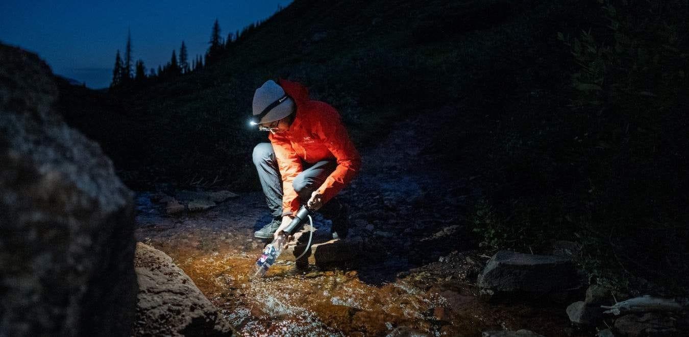 Guide des filtres à eau de camping & randonnée