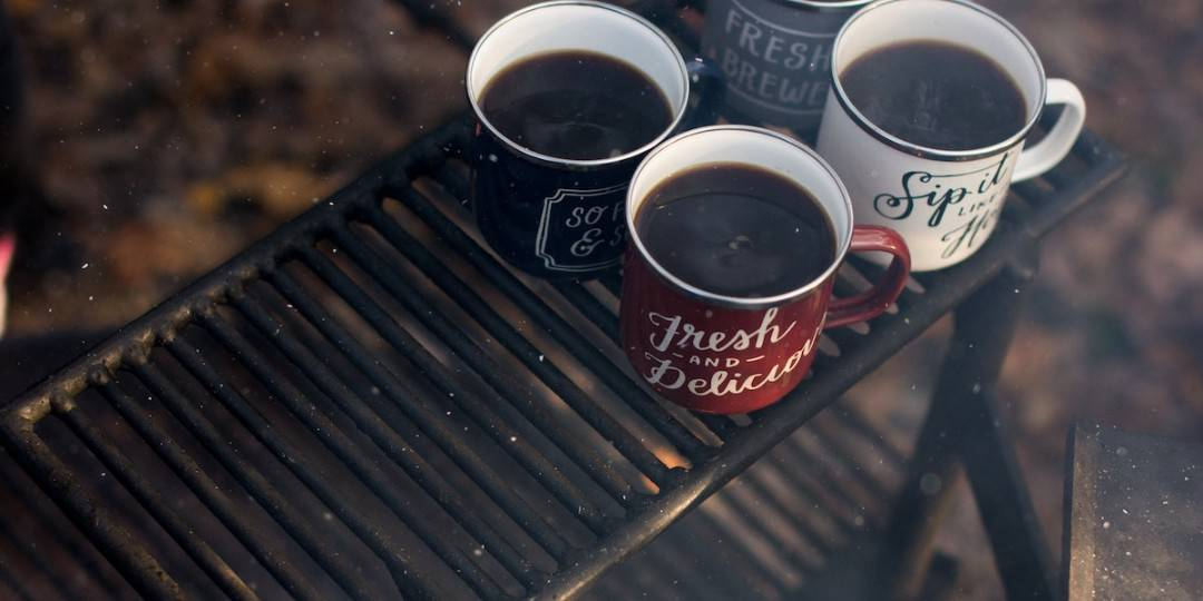 Guide 101 de la préparation du café en camping
