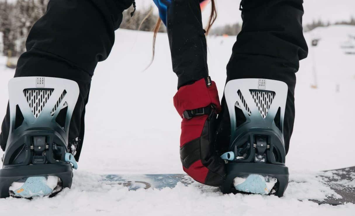 Comment choisir ses fixations de snowboard