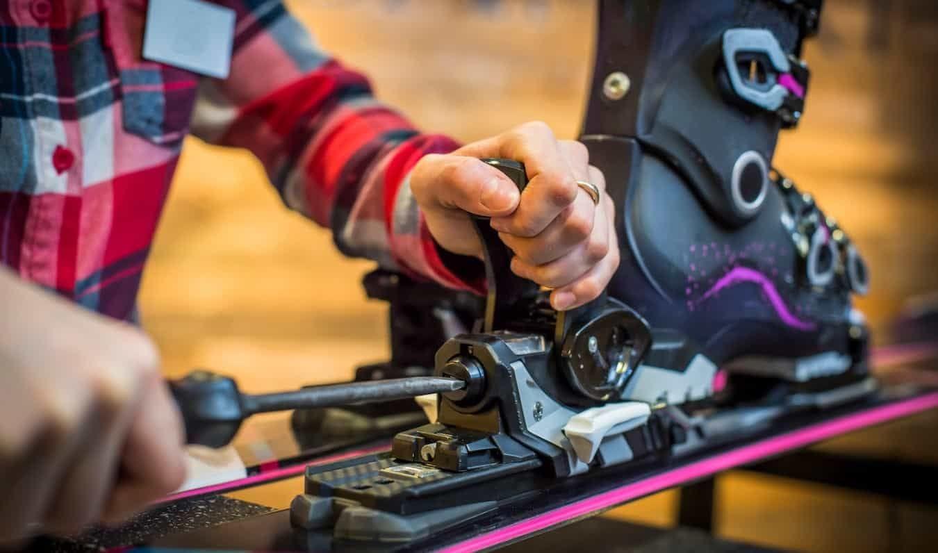 How to Mount and Adjust Ski Bindings